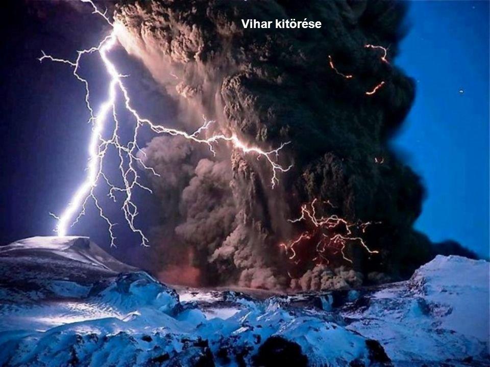 Vihar kitörése