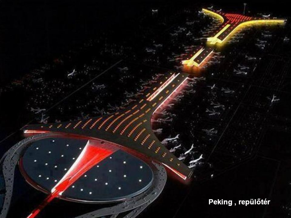 Peking , repülőtér