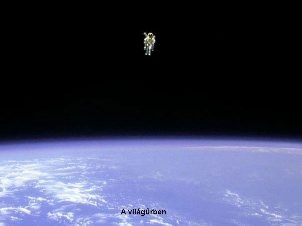 A világűrben