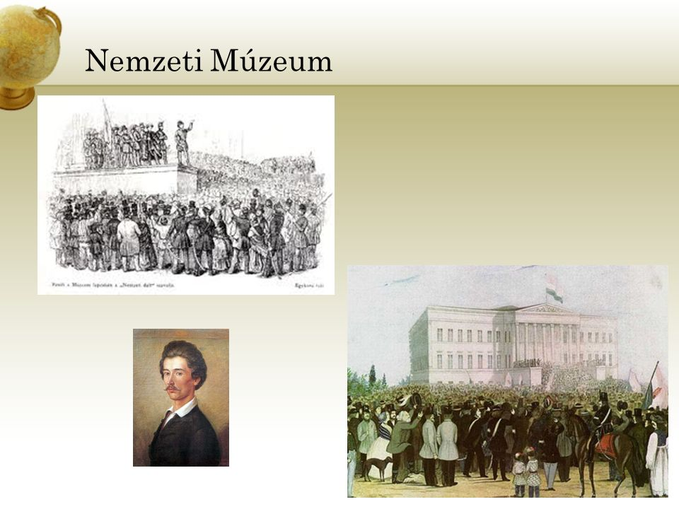 Nemzeti Múzeum Illesszen be egy képet az ország egy idegenforgalmi látványosságáról.