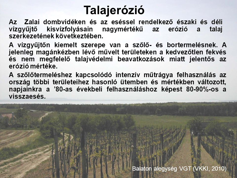 Talajerózió