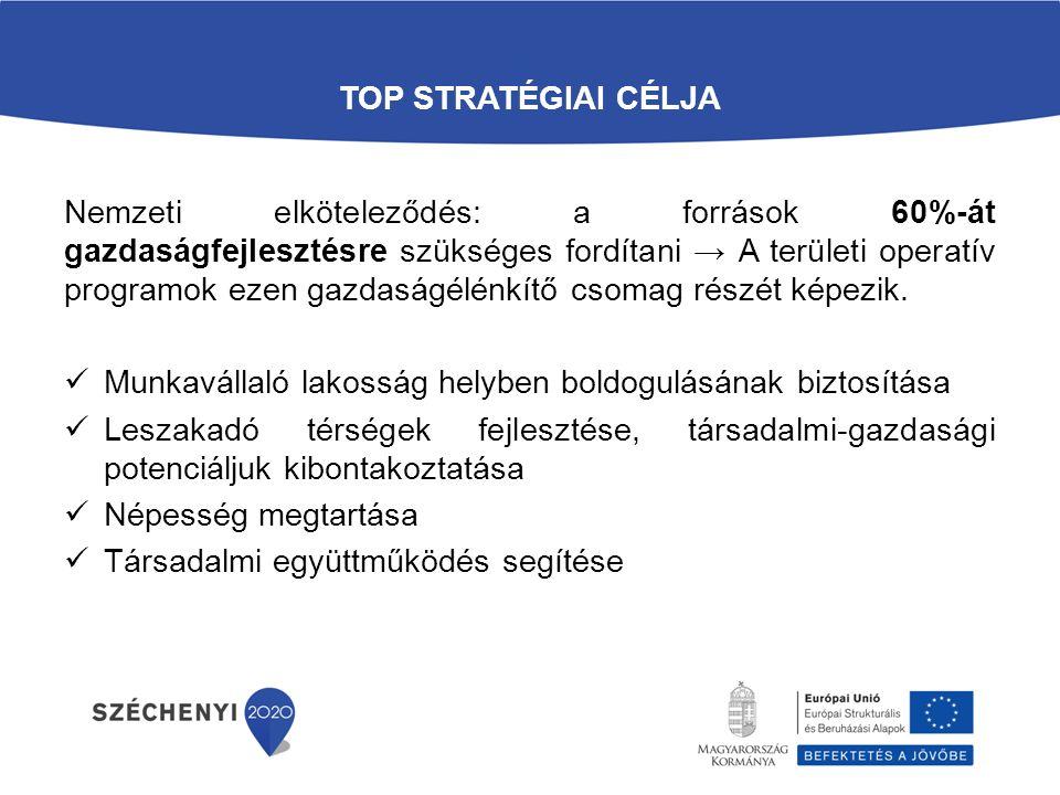 TOP stratégiai célja
