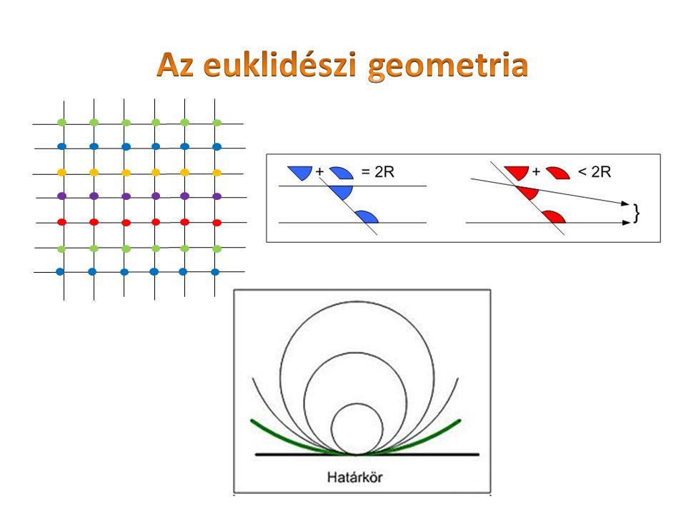 Az euklidészi geometria