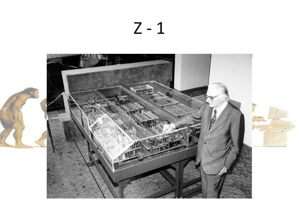 Z - 1