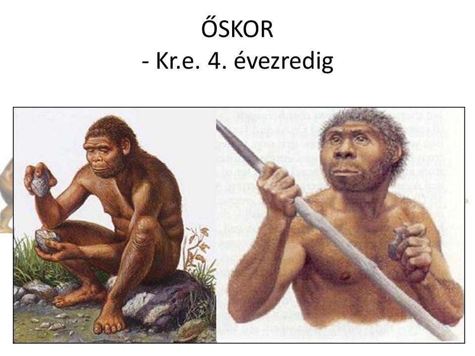 ŐSKOR - Kr.e. 4. évezredig