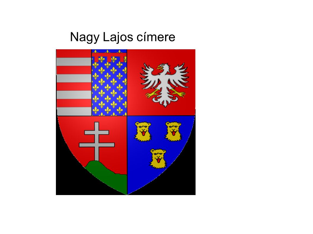 Nagy Lajos címere