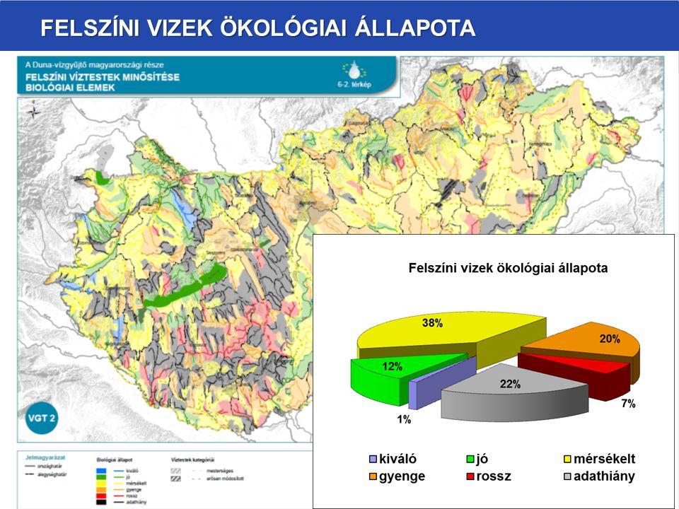 Felszíni vizek ökológiai állapota