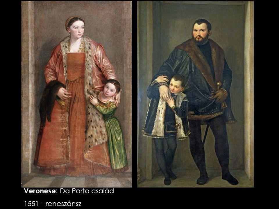 Veronese: Da Porto család