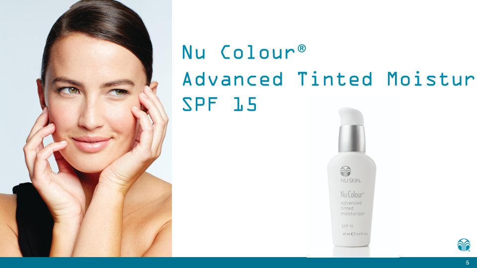 Advanced Tinted Moisturizer SPF 15