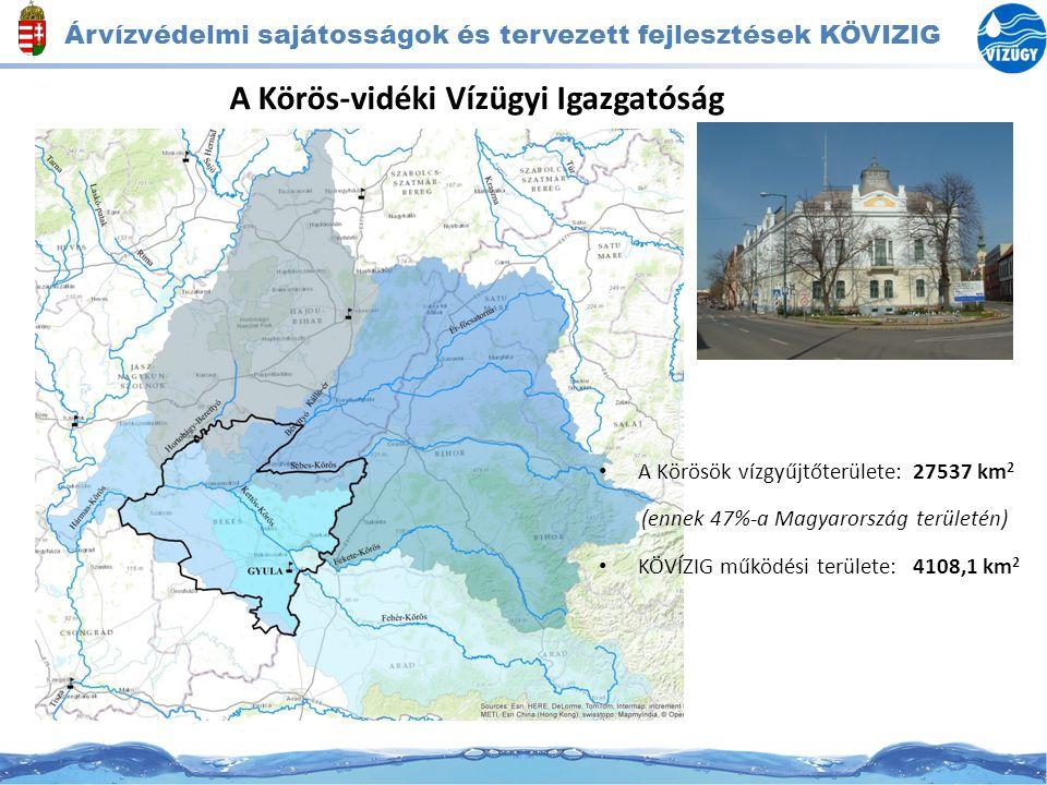 A Körös-vidéki Vízügyi Igazgatóság