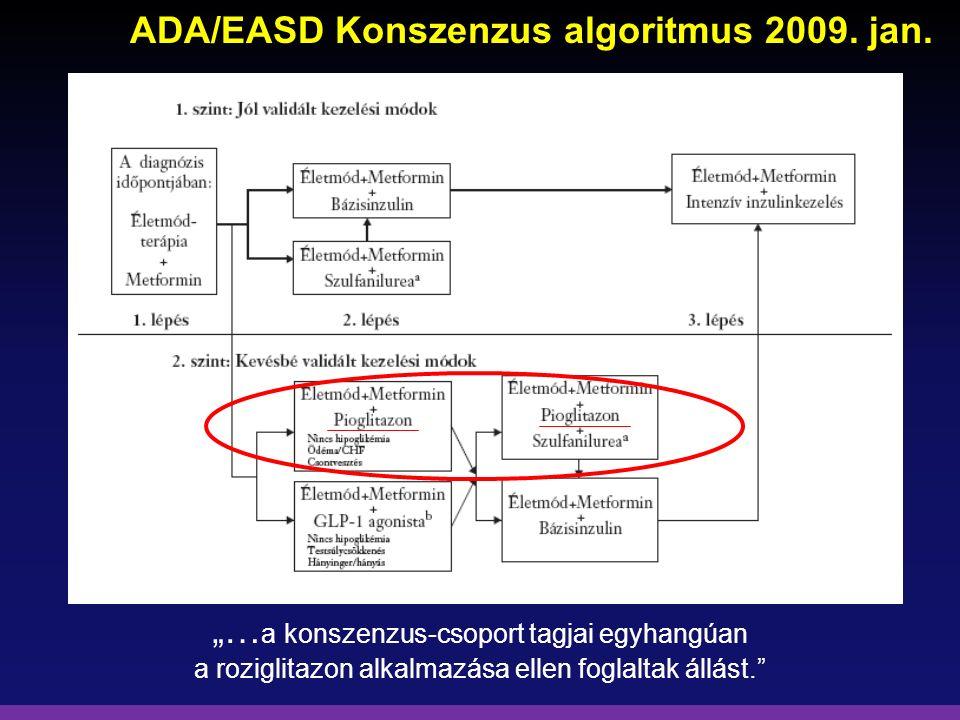ADA/EASD Konszenzus algoritmus 2009. jan.