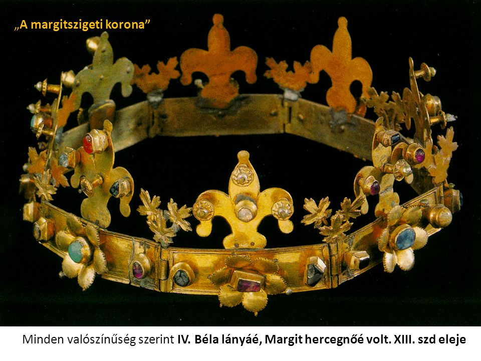 """""""A margitszigeti korona"""