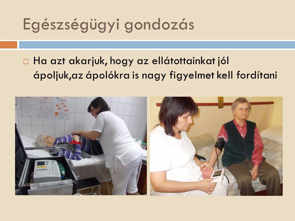 Egészségügyi gondozás