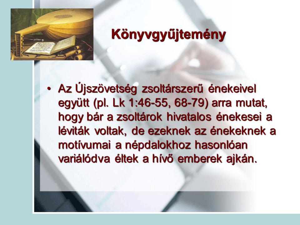 Könyvgyűjtemény