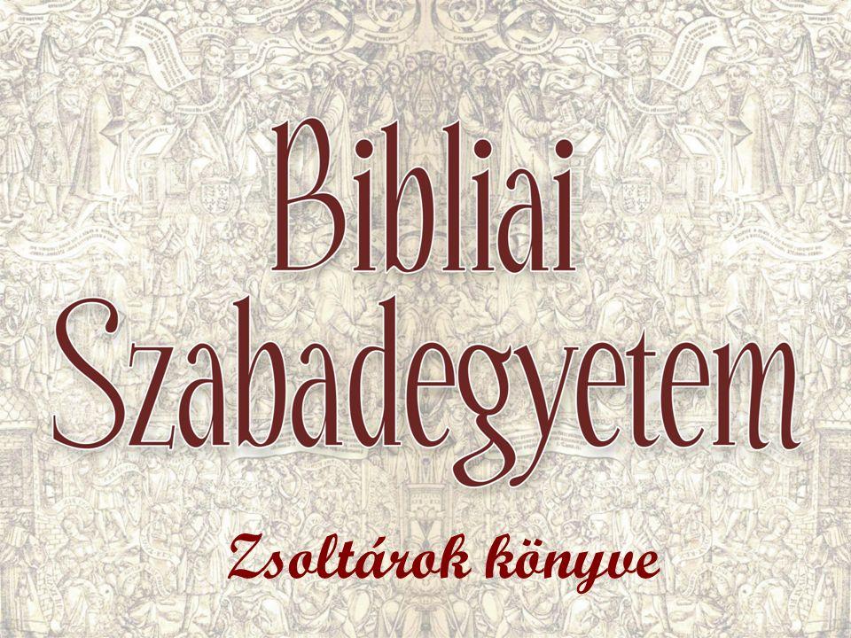 Zsoltárok könyve