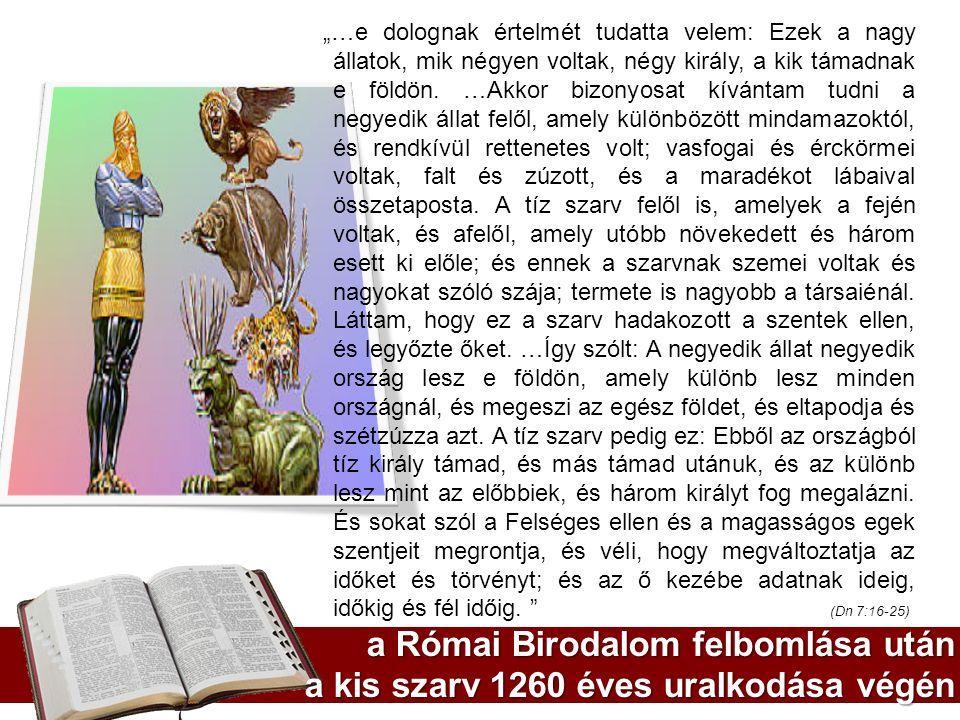 a Római Birodalom felbomlása után