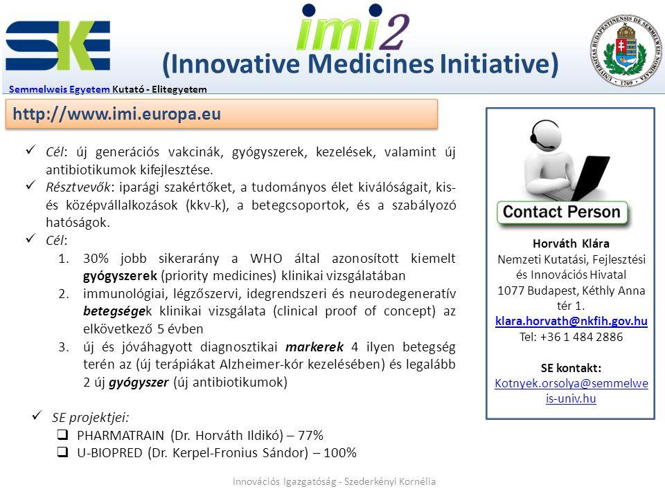 (Innovative Medicines Initiative)