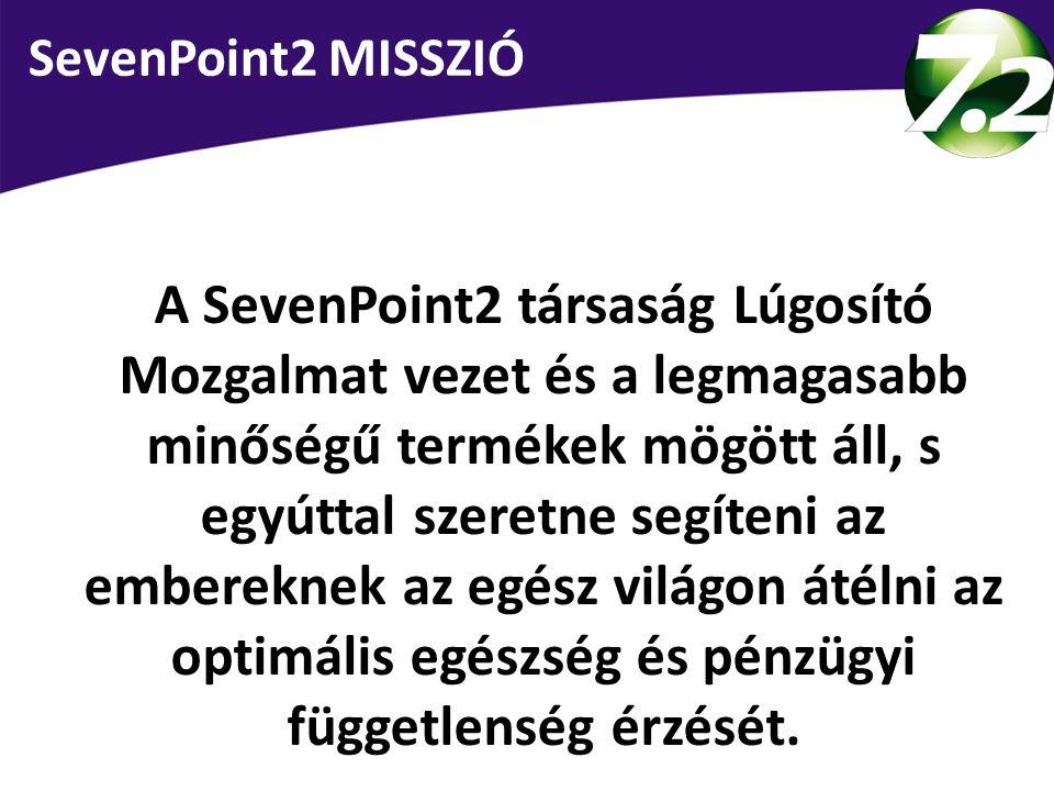 SevenPoint2 MISSZIÓ