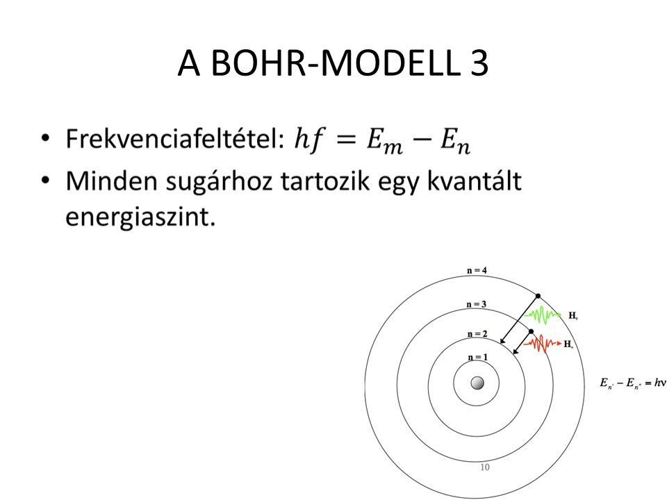 A BOHR-MODELL 3