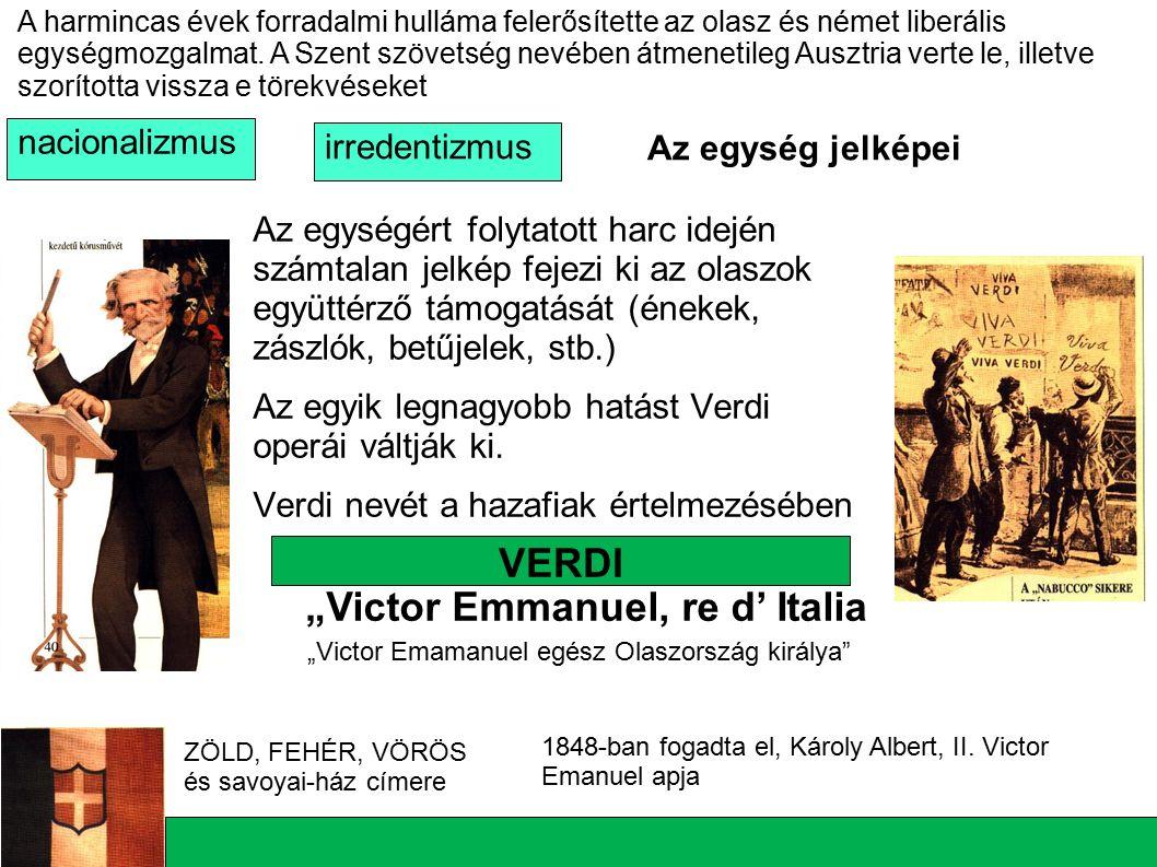 """""""Victor Emmanuel, re d' Italia"""