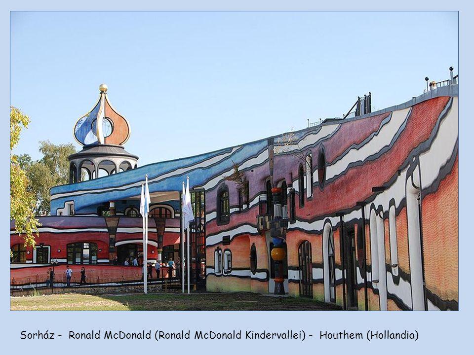 Sorház - Ronald McDonald (Ronald McDonald Kindervallei) - Houthem (Hollandia)