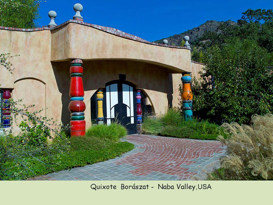Quixote Borászat - Naba Valley,USA