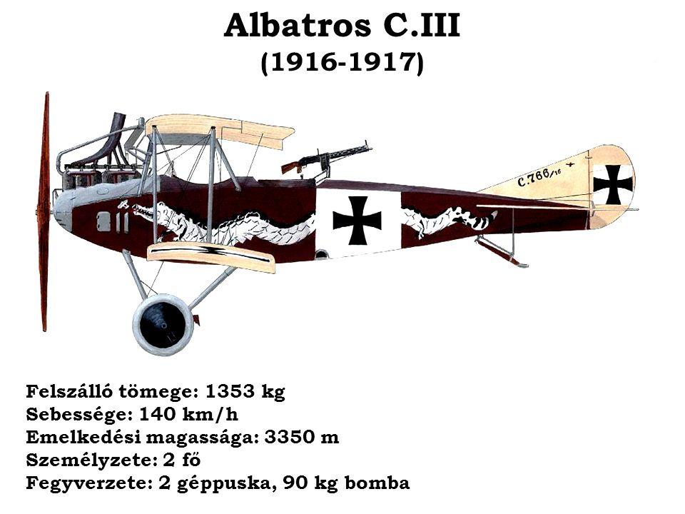 Albatros C.III (1916-1917)