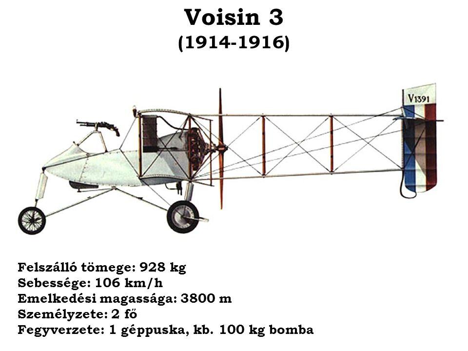 Voisin 3 (1914-1916)