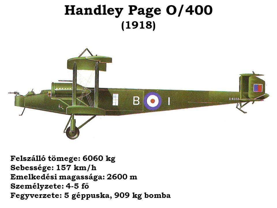Handley Page O/400 (1918)