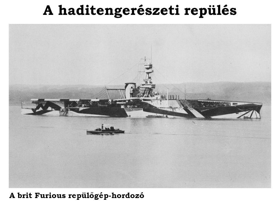 A haditengerészeti repülés