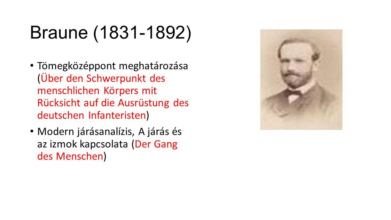 Braune (1831-1892)