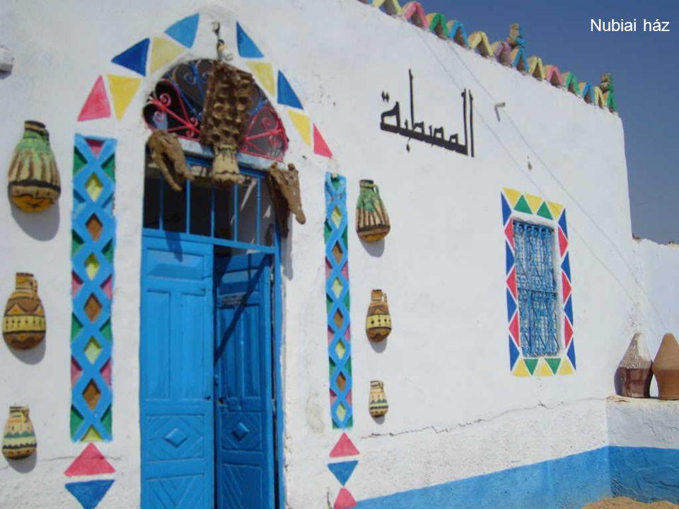 Nubiai ház