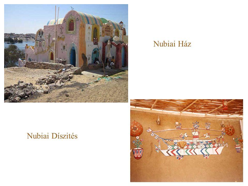 Nubiai Ház Nubiai Díszités