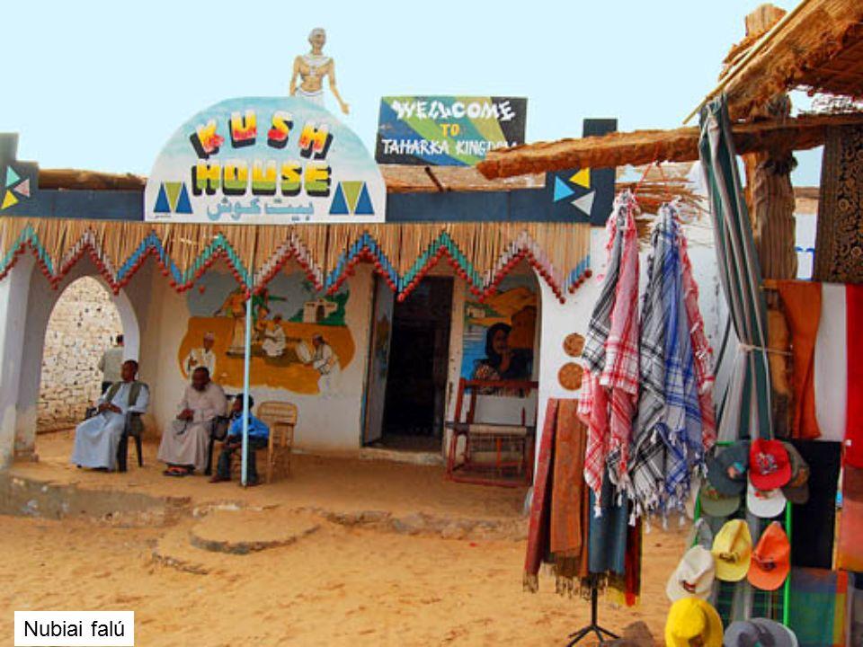 Nubiai falú