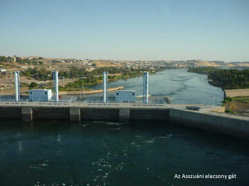 Az Asszuáni alacsony gát