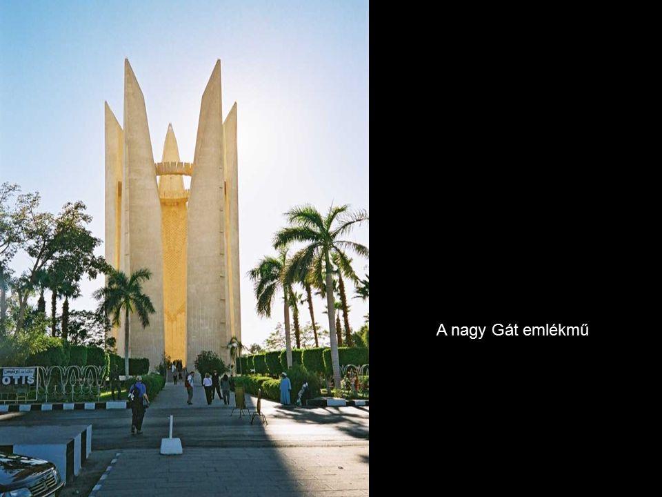 A nagy Gát emlékmű
