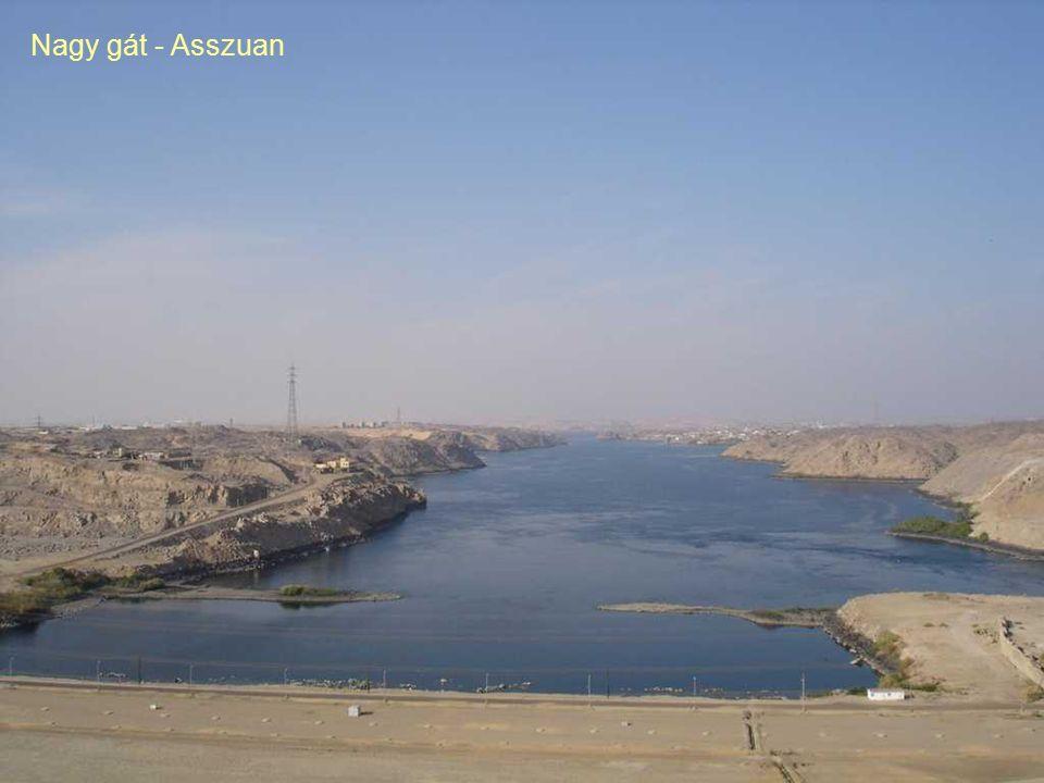 Nagy gát - Asszuan