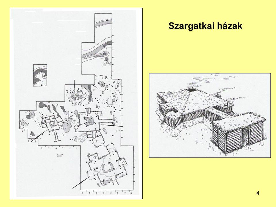 Szargatkai házak