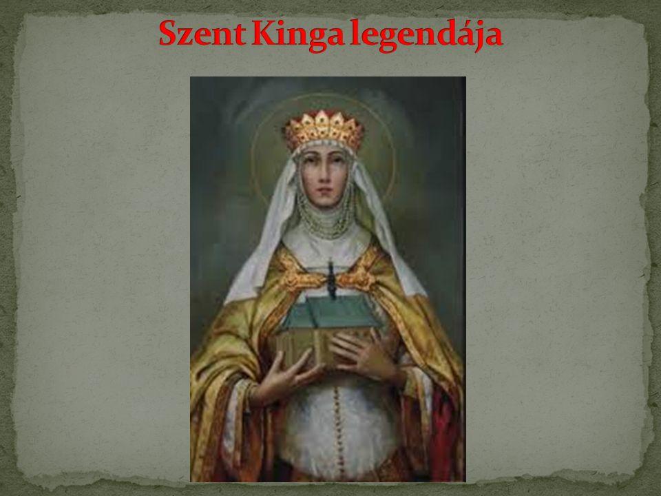 Szent Kinga legendája