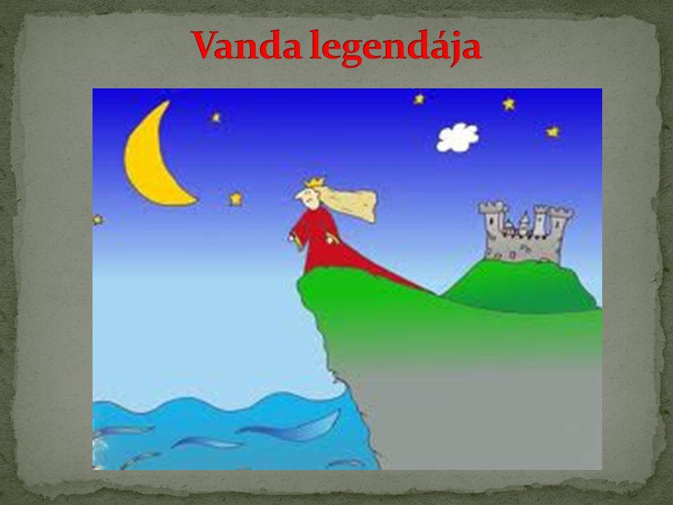 Vanda legendája