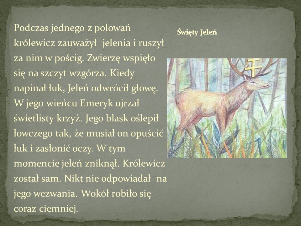 Święty Jeleń