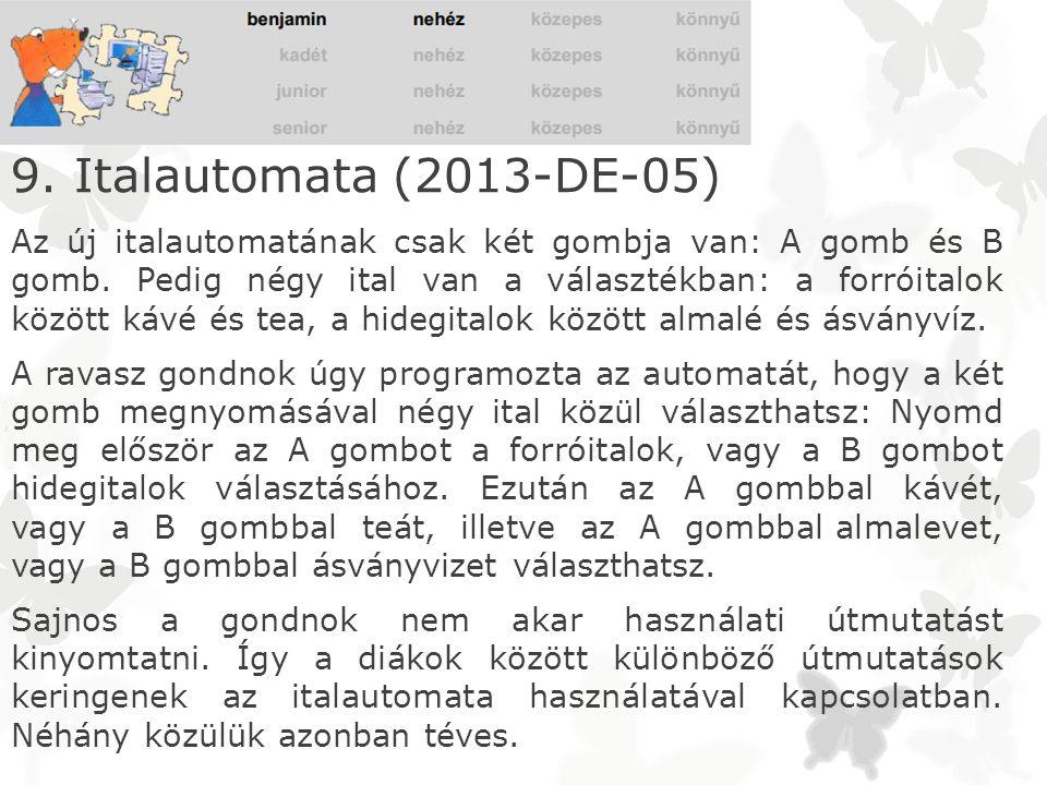9. Italautomata (2013-DE-05)