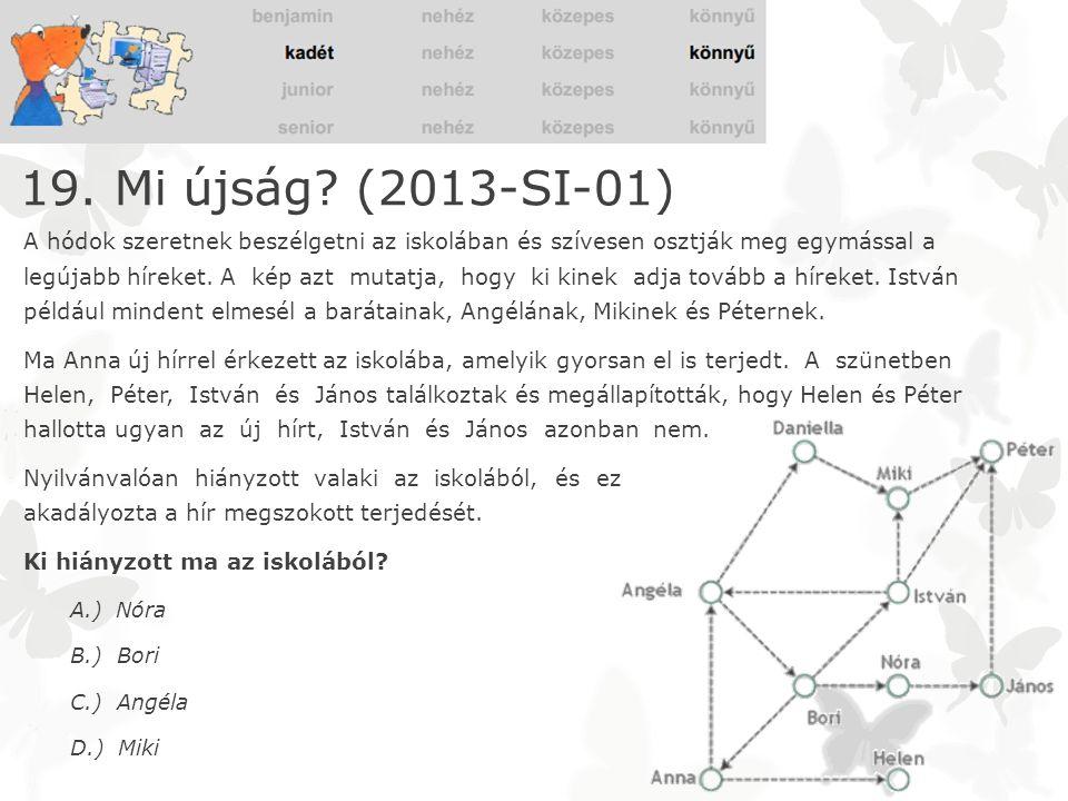 19. Mi újság (2013-SI-01)