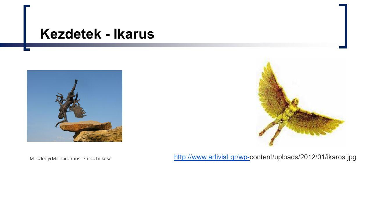 Kezdetek - Ikarus http://www.artivist.gr/wp-content/uploads/2012/01/ikaros.jpg.