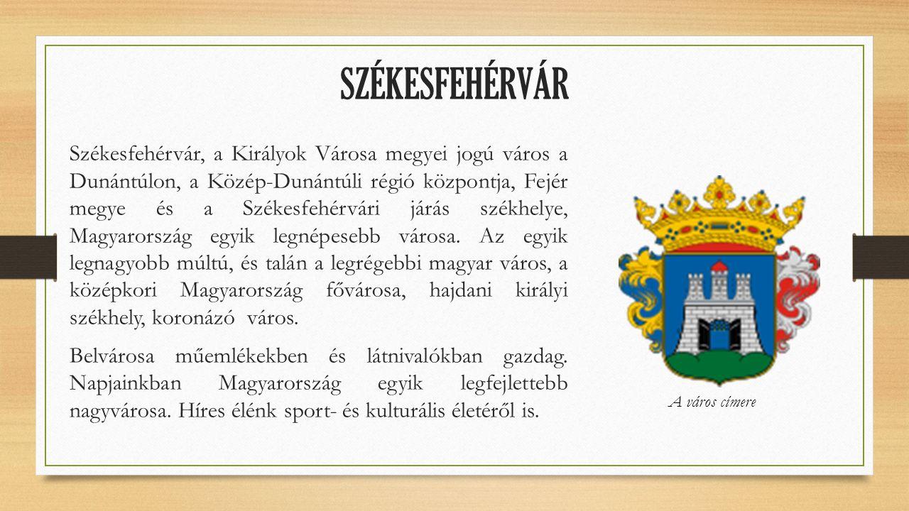 SZÉKESFEHÉRVÁR