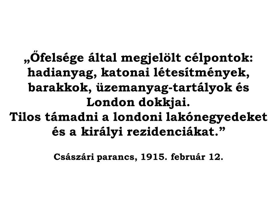 Császári parancs, 1915. február 12.
