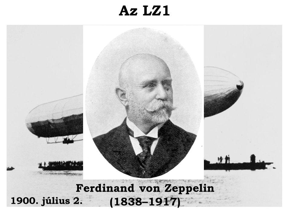 Ferdinand von Zeppelin (1838–1917)