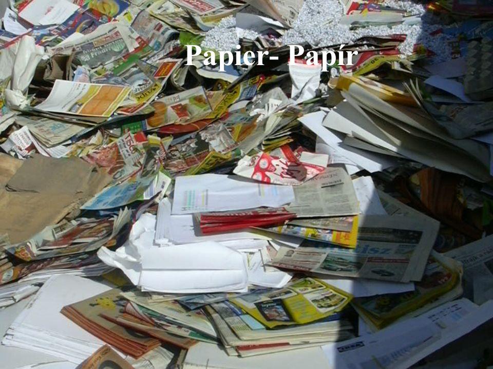 Papier- Papír