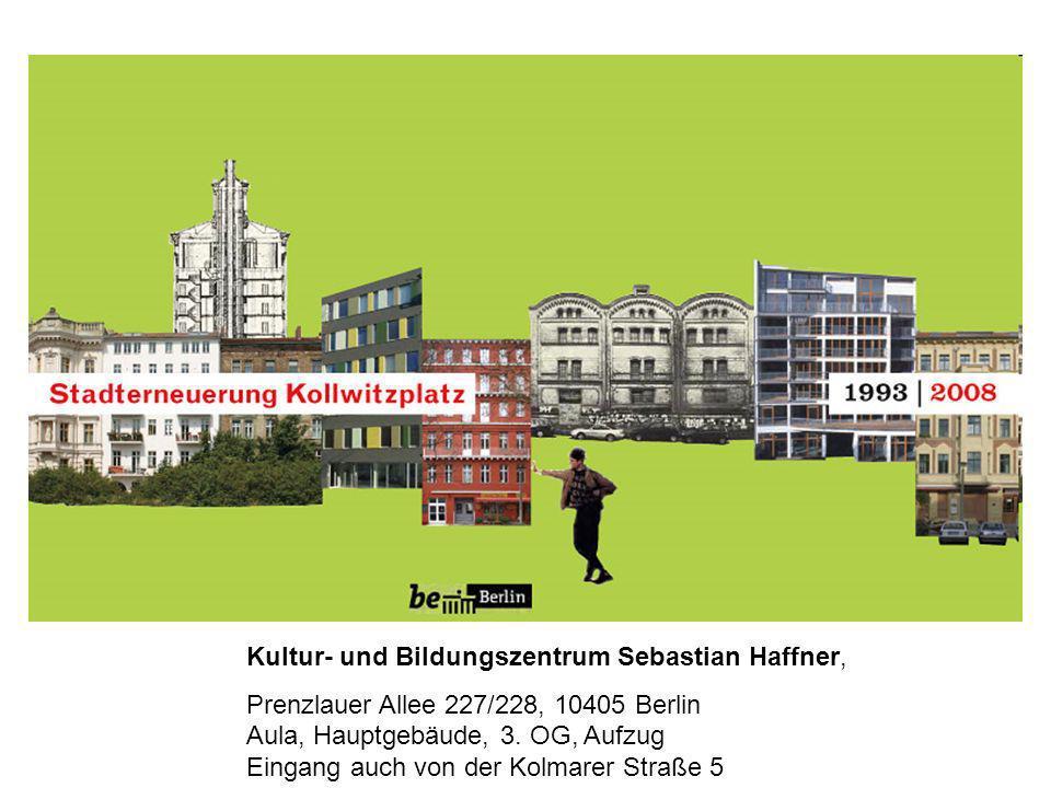 Kultur- und Bildungszentrum Sebastian Haffner,