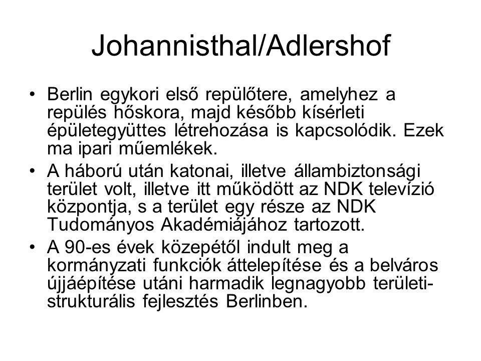 Johannisthal/Adlershof